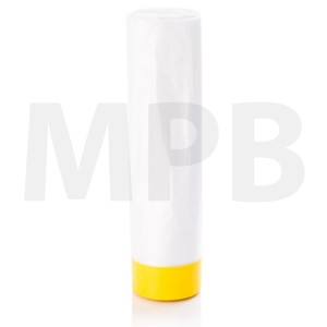 Q1 Premium Masking Drop Film 180cm x 25yards