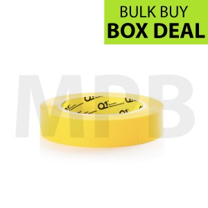 "Q1 Automotive Premium Masking Tape 1""/ 24mm Box Of 36"