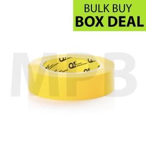 "Q1 Automotive Premium Masking Tape 1.5"" / 36mm Box Of 24"