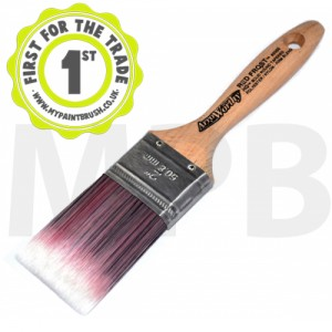 """Arroworthy Red Frost Varnish 2"""" Paint Brush"""