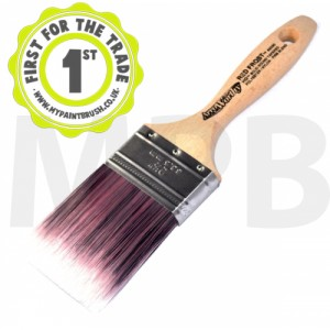 """Arroworthy Red Frost Varnish 3"""" Paint Brush"""