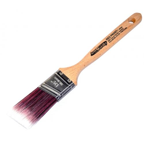 "Arroworthy Red Frost Angular Sash 1.5"" Paint Brush"