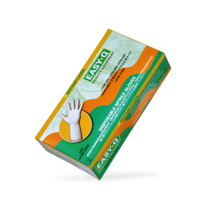 Repair Care Easy Q Disposable Nitrile Gloves XL - 50 Pack