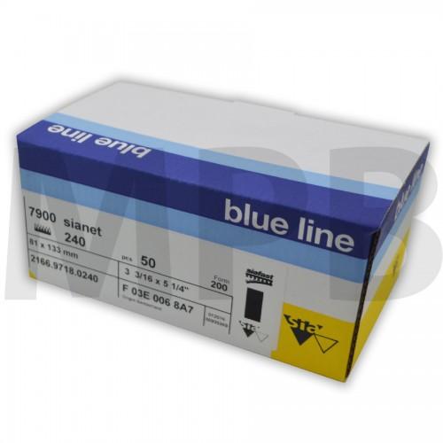 Sia 7900 Sianet 81 x 133mm Sanding Strips Pack Of 50