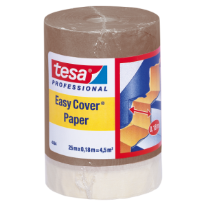 Tesa Easy Cover Masking Paper 180mm x 25m