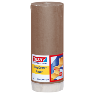 Tesa Easy Cover Masking Paper 300mm x 25m