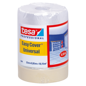 Tesa Easy Cover Masking Film 550mm x 33m