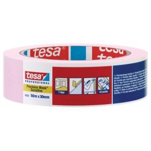 "Tesa Precision Masking Tape Sensitive 1"""
