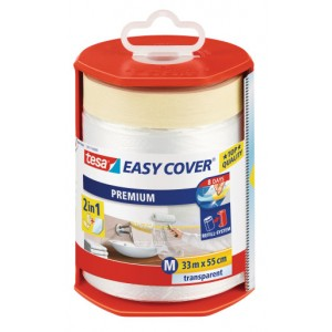 Tesa Easy Cover Dispenser & Film 550mm x 33m