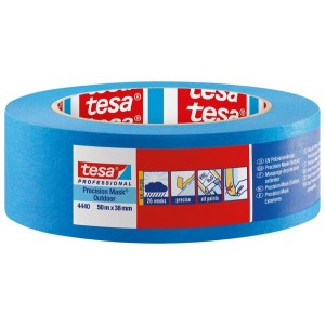 Tesa Professional 4440 Precision Mask Outdoor 1.5""