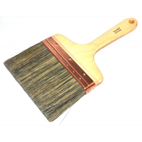 "The Fox Copper Bound 7"" Wall Brush"