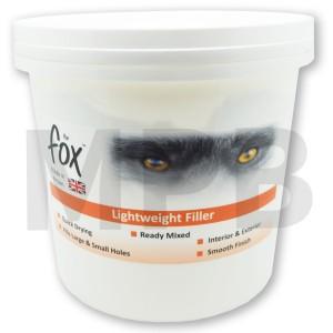The Fox Lightweight Filler 4L