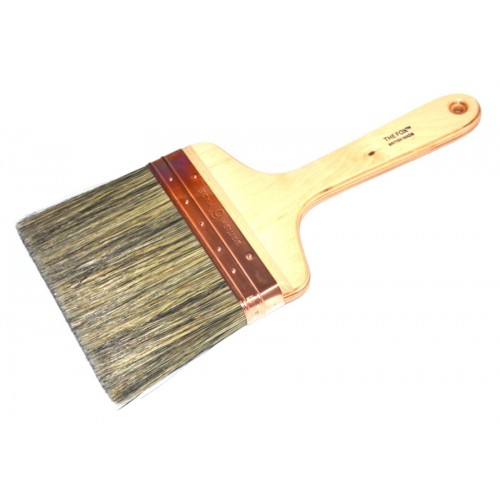 "The Fox Copper Bound 6"" Wall Brush"