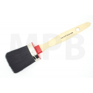 The Fox Chalk & Wax Black Bristle Brush Large