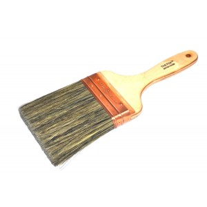 "The Fox Copper Bound 4"" Wall Brush"