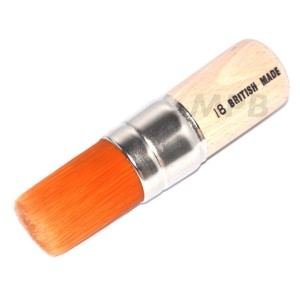 The Fox Stencil Brush 18 (32mm)