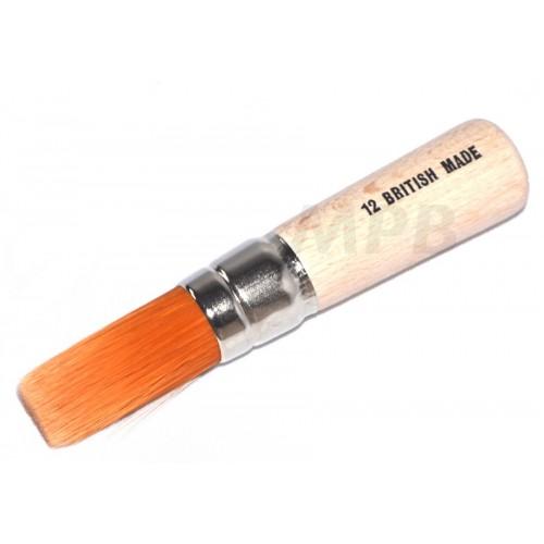 The Fox Stencil Brush 12 (19mm)