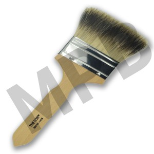 "The Fox 3"" Thin Pure Badger Softner"