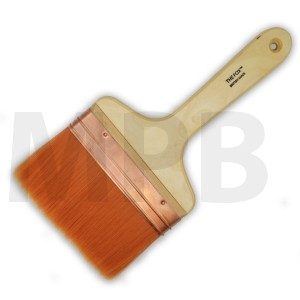 "The Fox Original Copper Bound 6"" Wall Brush"