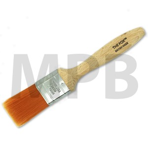 "The Fox Original XL 1.5"" Straight Cut Brush"