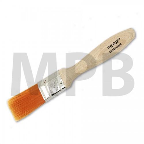 "The Fox Original XL 1"" Straight Cut Brush"