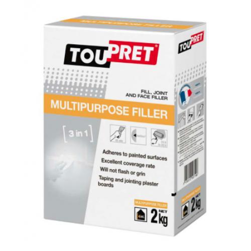 Toupret Multipurpose Filler 2kg