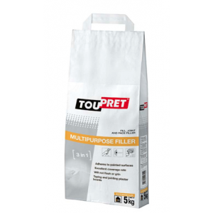 Toupret Multipurpose Filler 5kg