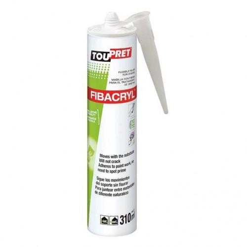 Toupret Fibacryl Flexible Crack Filler 310ml