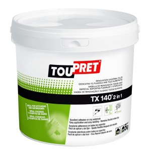 Toupret TX140 2 in 1 All Purpose Filler 5KG