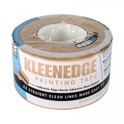 """Trimaco Easy Mask Kleenedge Paper Painting Tape 2"""" x 180ft"""