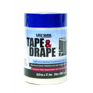 "Trimaco Tape & Drape 14 Day 24"" x 90'"