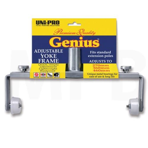 "Uni-Pro Genius Adjustable Frame 10""-18"""