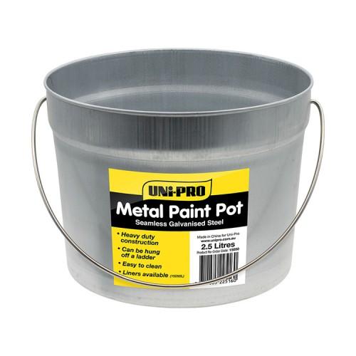 Uni-Pro Metal Paint Pot 2.5L