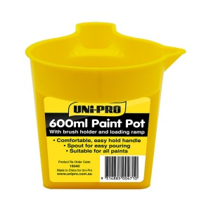 Uni-Pro 600ml Handy Paint Pot