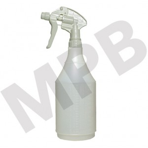 Heavy Duty Trigger Spray Bottle 750ml