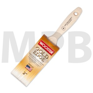 "Wooster Gold Edge Varnish 2"" Brush"