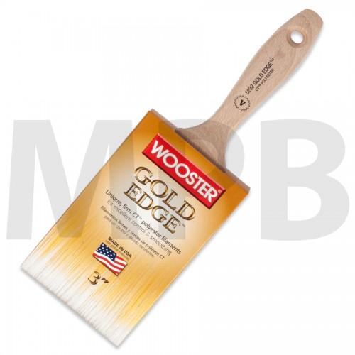 "Wooster Gold Edge Varnish 3"" Brush"