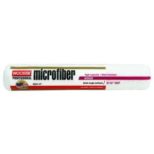 "Wooster 14"" Microfiber 9/16"" Nap"
