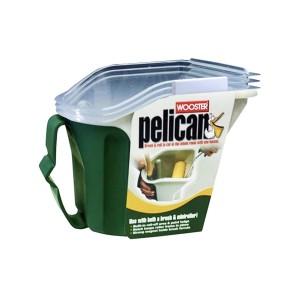 Wooster Pelican Hand-Held Kettle & 3 Liners Pack