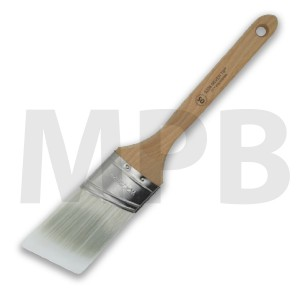 "Wooster Silver Tip Semi Oval 1.5"" Angle Sash Brush"