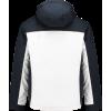 WorkMan 2511 Winter Softshell Jacket White/Navy