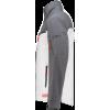 WorkMan 2518 Winter Softshell Jacket White/Grey
