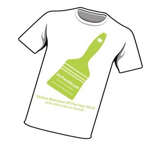 MyPaintbrush Rich Cotton T Shirt