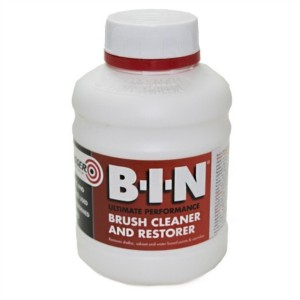 Zinsser BIN Brush Cleaner & Restorer 500ml