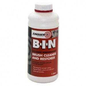 Zinsser BIN Brush Cleaner & Restorer 1L