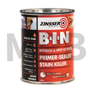 Zinsser B-I-N Primer