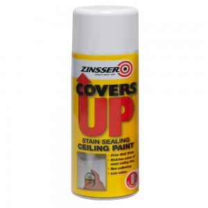 Zinsser Covers Up Aerosol 400ml