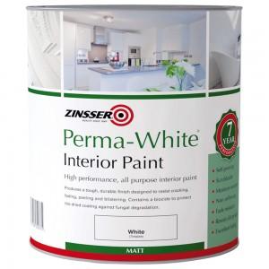 Zinsser Perma-White Interior Matt