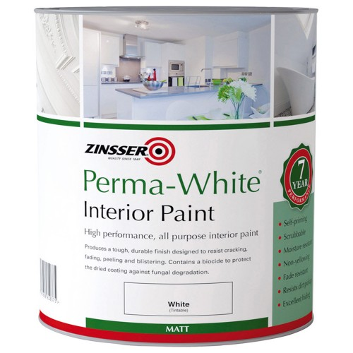 Zinsser Perma-White Interior Matt