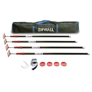 ZipWall 10 4 Pack 3m (ZP4)
